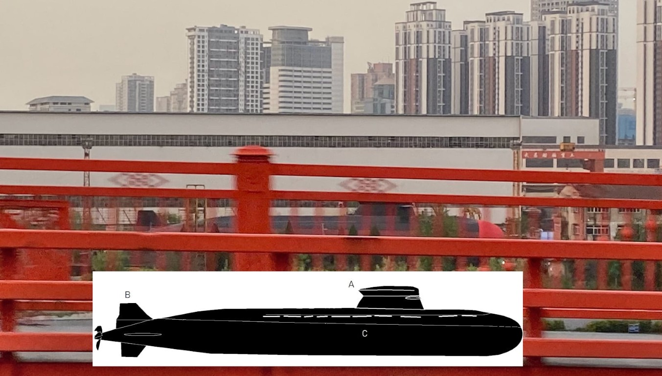 Photo of Type 039C appeared before