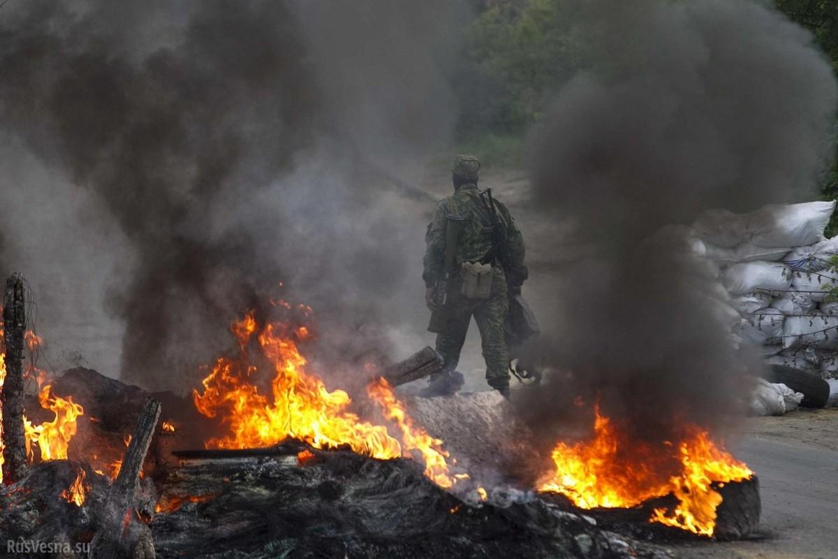 Lan dau tien trong lich su, bom dan NATO na vao Donbass-Hinh-6