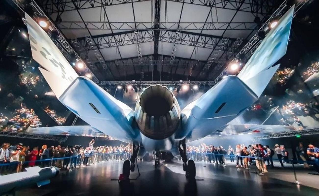 Tuong khong quan Nga giai thich vi sao Su-75 Checkmate khien phuong Tay so hai-Hinh-12
