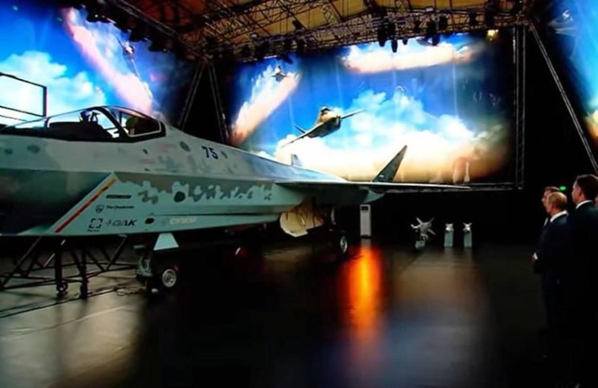 Tuong khong quan Nga giai thich vi sao Su-75 Checkmate khien phuong Tay so hai-Hinh-15