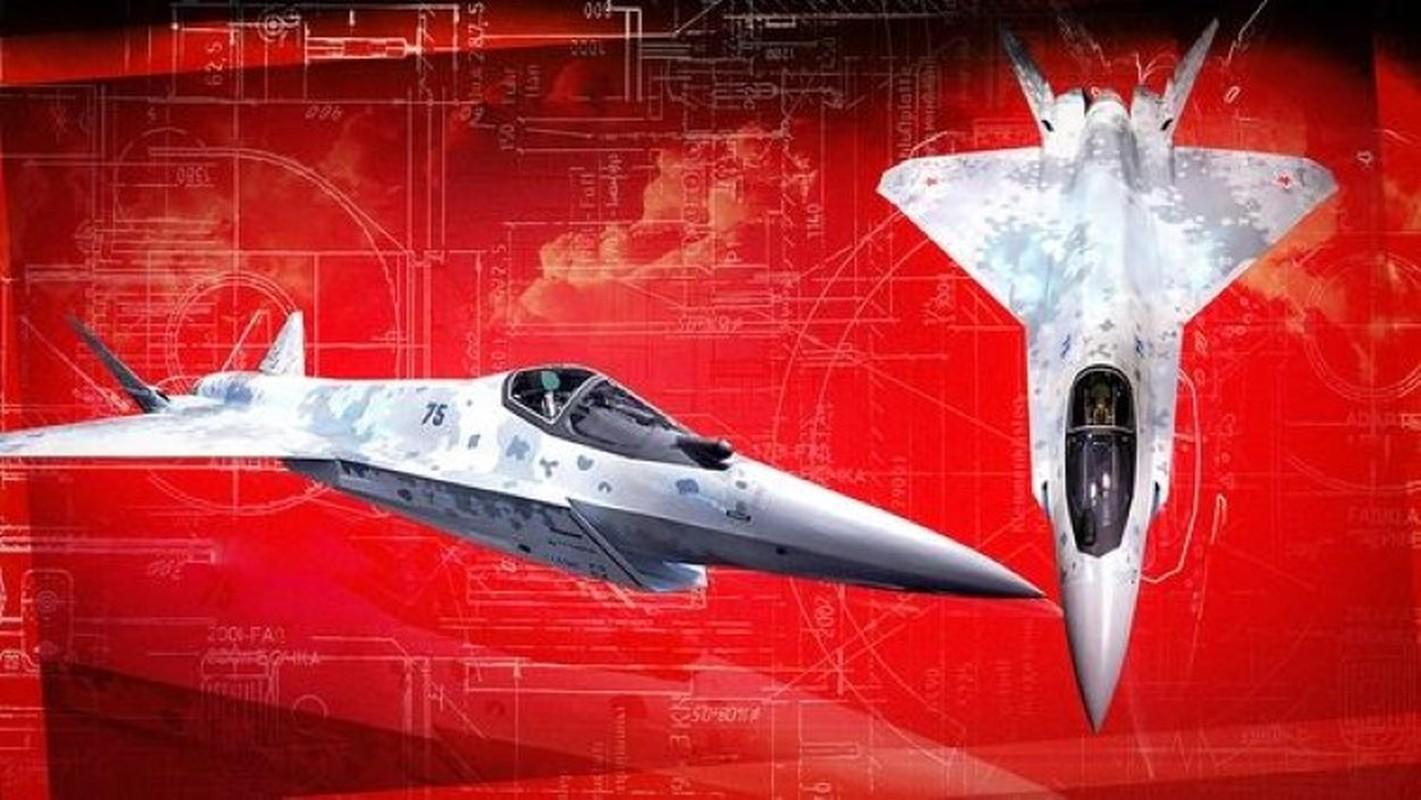 Tuong khong quan Nga giai thich vi sao Su-75 Checkmate khien phuong Tay so hai-Hinh-17