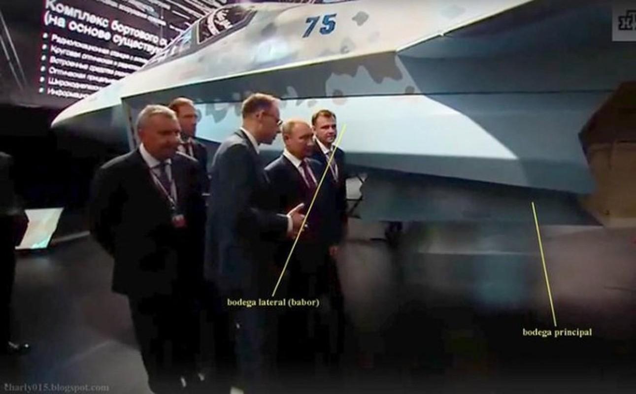 Tuong khong quan Nga giai thich vi sao Su-75 Checkmate khien phuong Tay so hai-Hinh-6