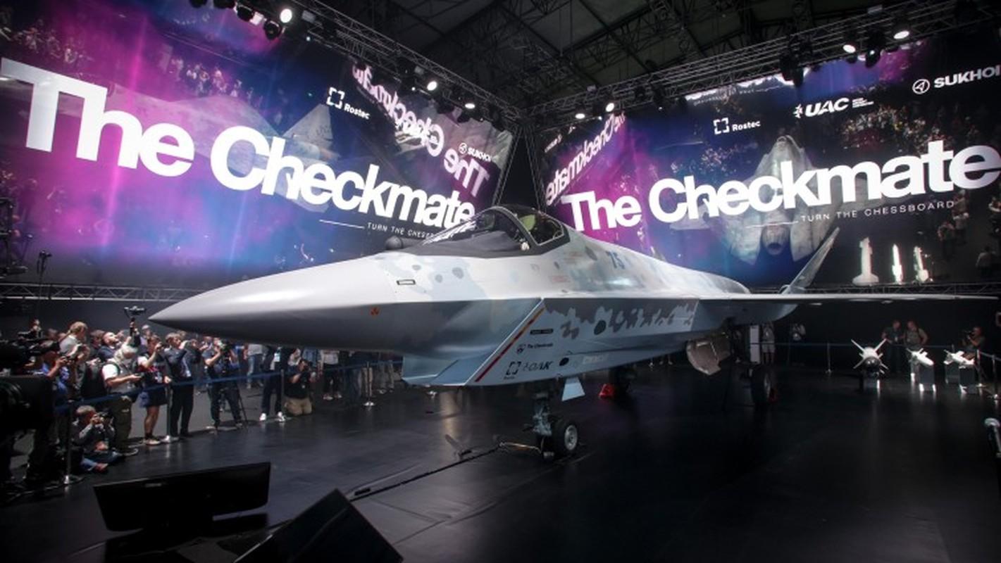 Tuong khong quan Nga giai thich vi sao Su-75 Checkmate khien phuong Tay so hai-Hinh-7