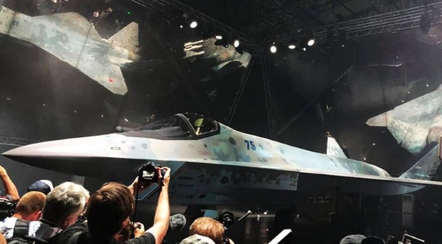 Tuong khong quan Nga giai thich vi sao Su-75 Checkmate khien phuong Tay so hai-Hinh-9