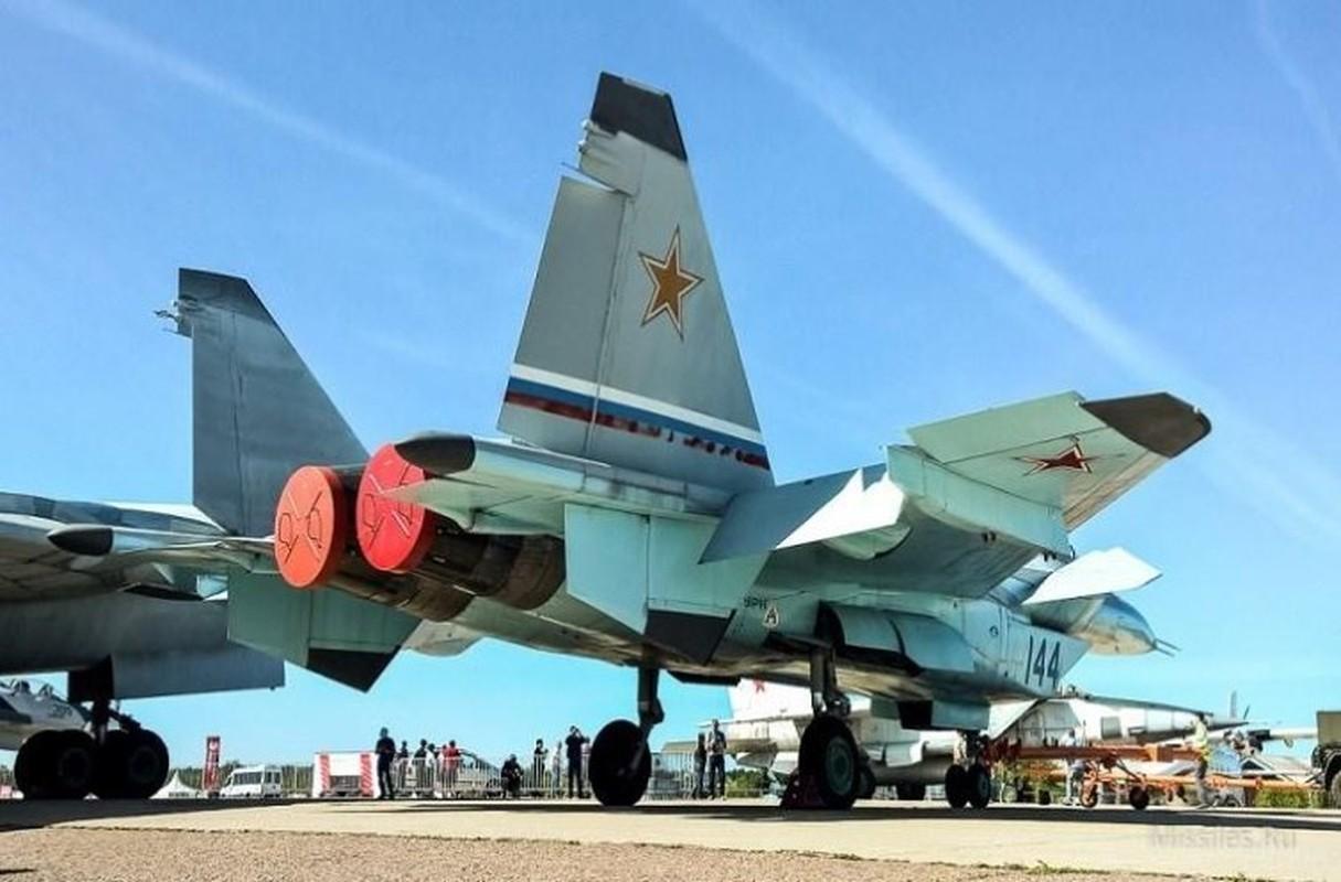 Nga tiep tuc gay soc tai MAKS 2021 voi tiem kich tang hinh bi an MiG-49-Hinh-15
