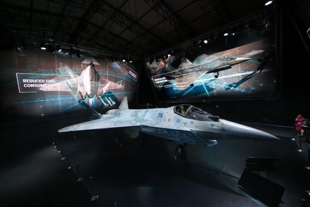 Tiem kich Su-75 Chieu Tuong: Nhat khen het loi, My so bi lan san-Hinh-8