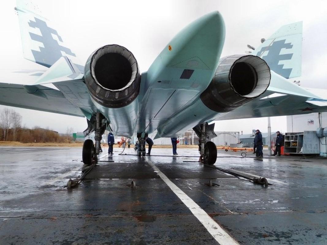 Khoang vu khi cua Su-75 khong khit: La tinh nang chu khong phai loi!-Hinh-9