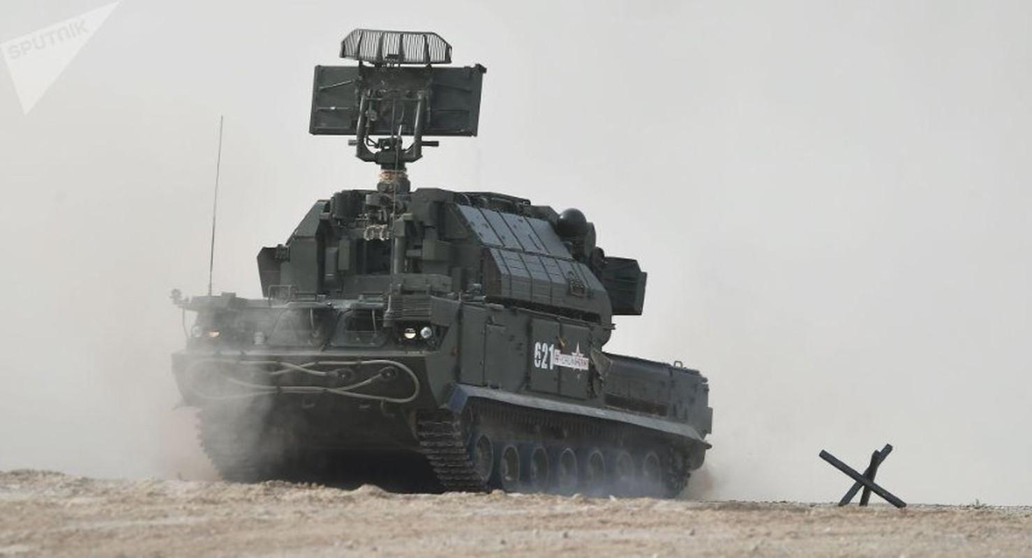 Nga bat ngo trang bi 'sat thu' Tor-M2U cho Syria de doi pho Israel-Hinh-4