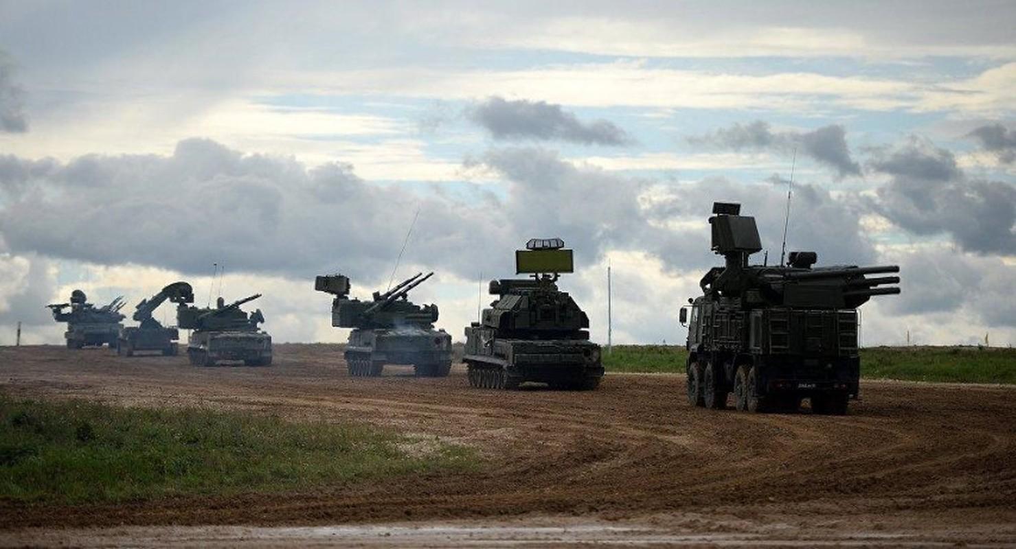 Nga bat ngo trang bi 'sat thu' Tor-M2U cho Syria de doi pho Israel-Hinh-5