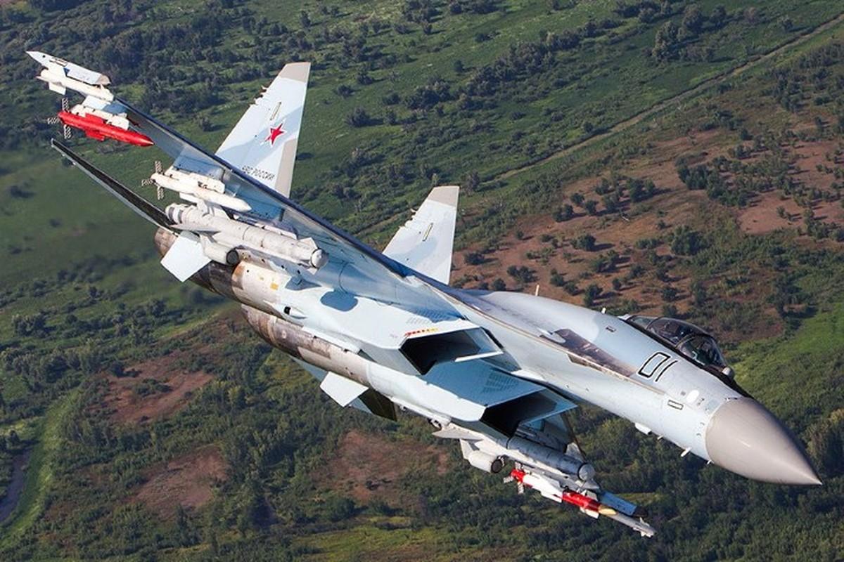 Suc manh may bay tiem kich Su-35 Nga vua gap nan-Hinh-10