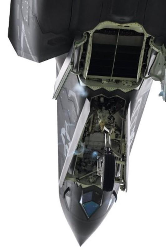 Can canh tung goc canh cua tiem kich F-35B khi cat canh-Hinh-4