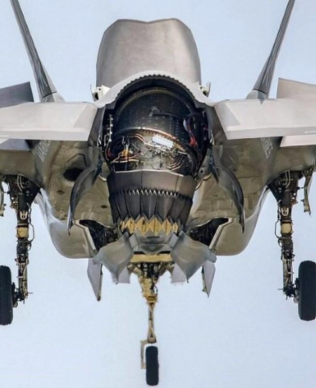 Can canh tung goc canh cua tiem kich F-35B khi cat canh-Hinh-8