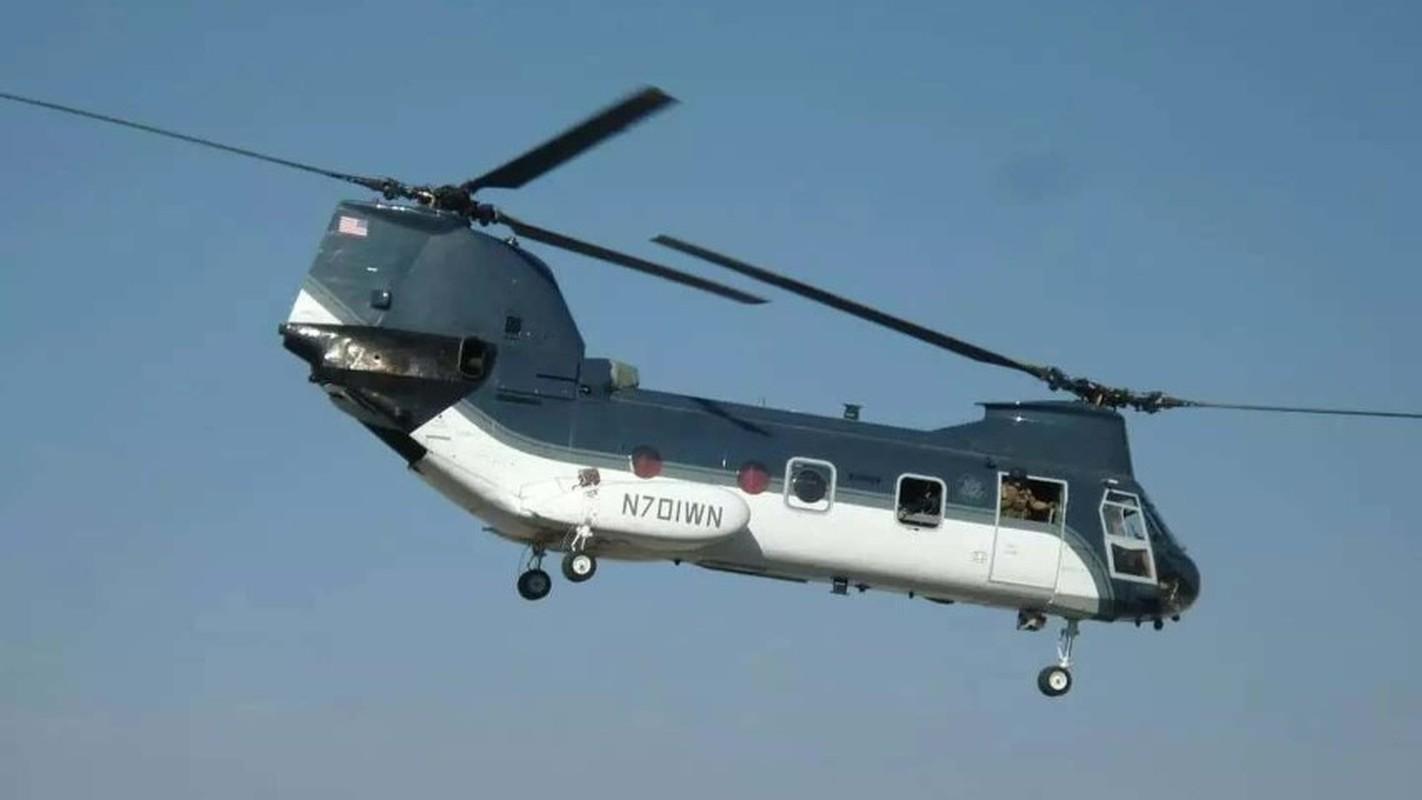 My pha huy 7 truc thang CH-46E sau khi chung buoc phai bo lai Kabul-Hinh-2