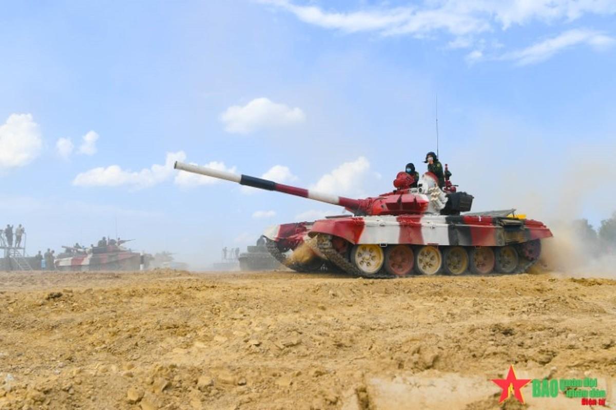 Army Games 2021: Hai quan Viet Nam cuoi song, Tank Biathlon san sang-Hinh-11