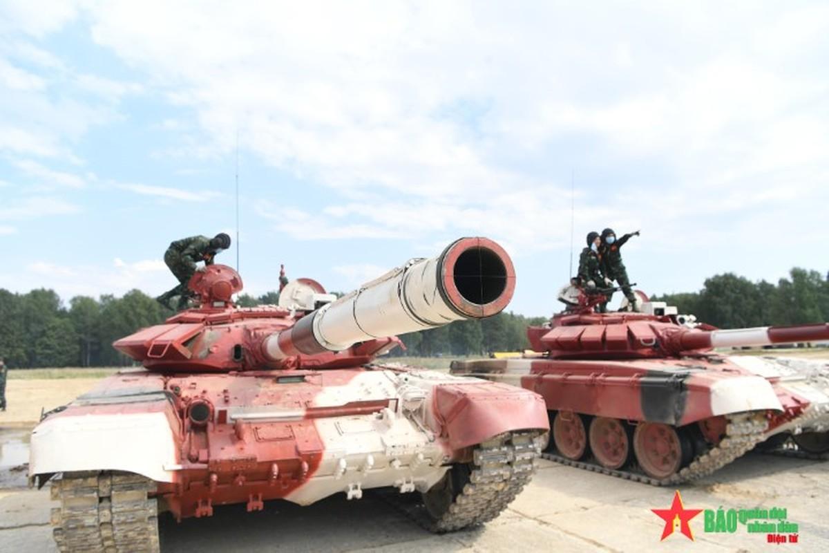 Army Games 2021: Hai quan Viet Nam cuoi song, Tank Biathlon san sang-Hinh-12