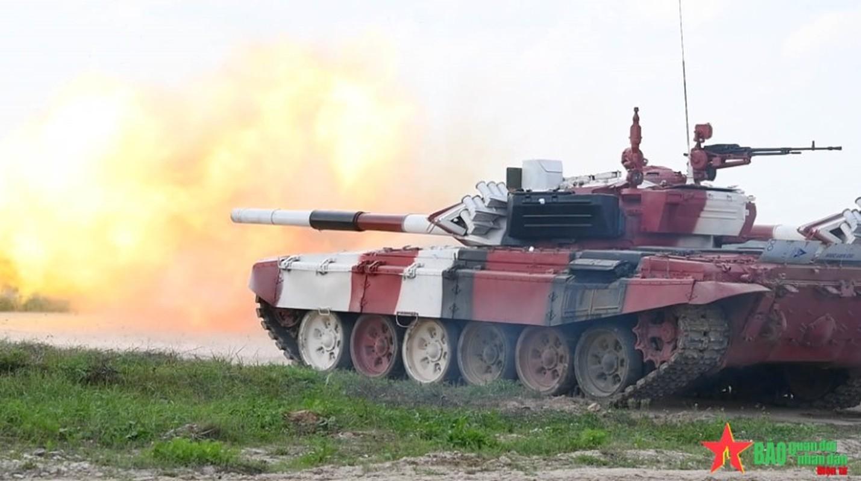 Army Games 2021: Hai quan Viet Nam cuoi song, Tank Biathlon san sang-Hinh-13