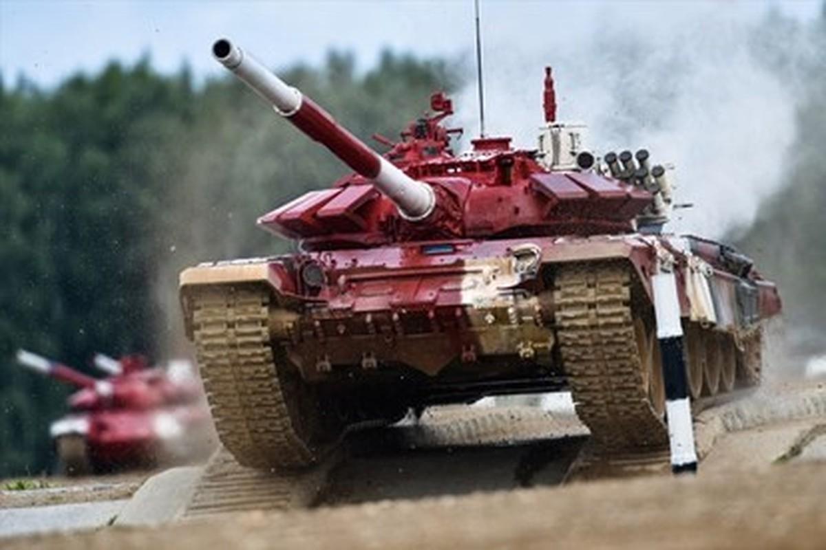 The le cuoc thi Xe tang hanh tien - Tank Biathlon tai Army Games 2021-Hinh-10