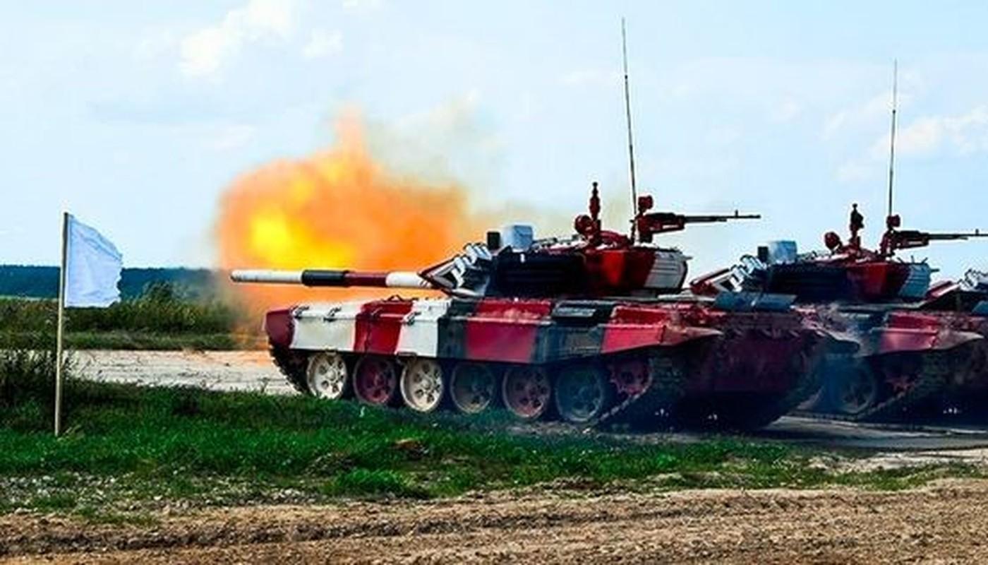 The le cuoc thi Xe tang hanh tien - Tank Biathlon tai Army Games 2021-Hinh-14