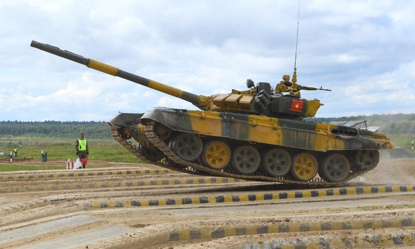 The le cuoc thi Xe tang hanh tien - Tank Biathlon tai Army Games 2021-Hinh-3