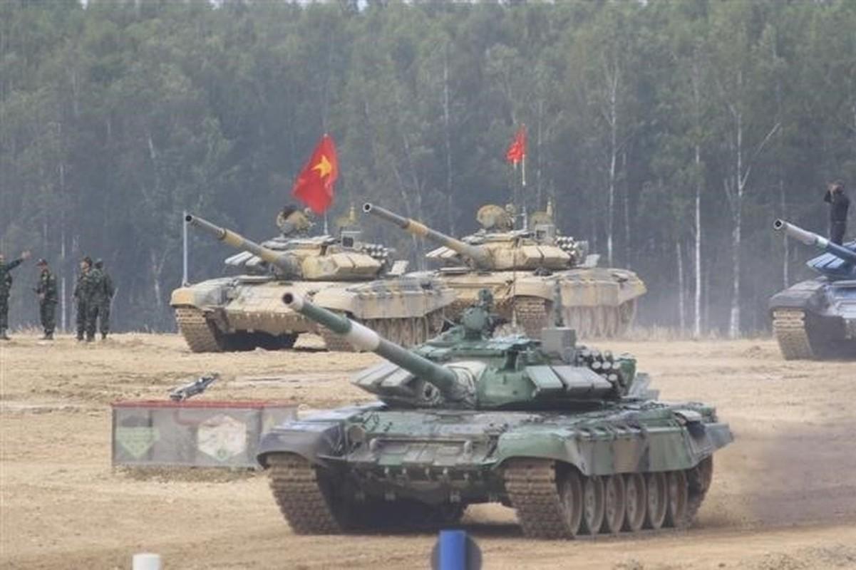 The le cuoc thi Xe tang hanh tien - Tank Biathlon tai Army Games 2021-Hinh-5