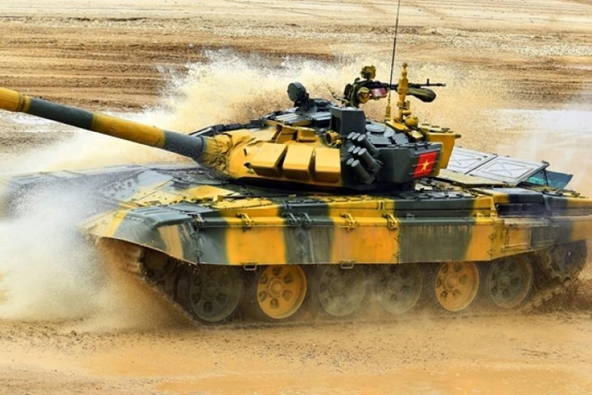 The le cuoc thi Xe tang hanh tien - Tank Biathlon tai Army Games 2021-Hinh-7