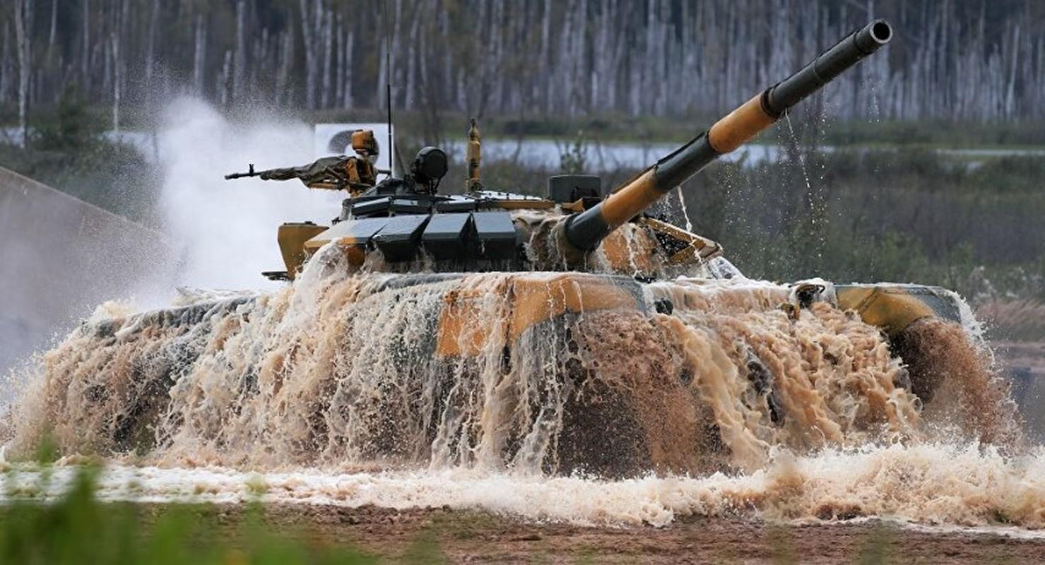 The le cuoc thi Xe tang hanh tien - Tank Biathlon tai Army Games 2021-Hinh-8
