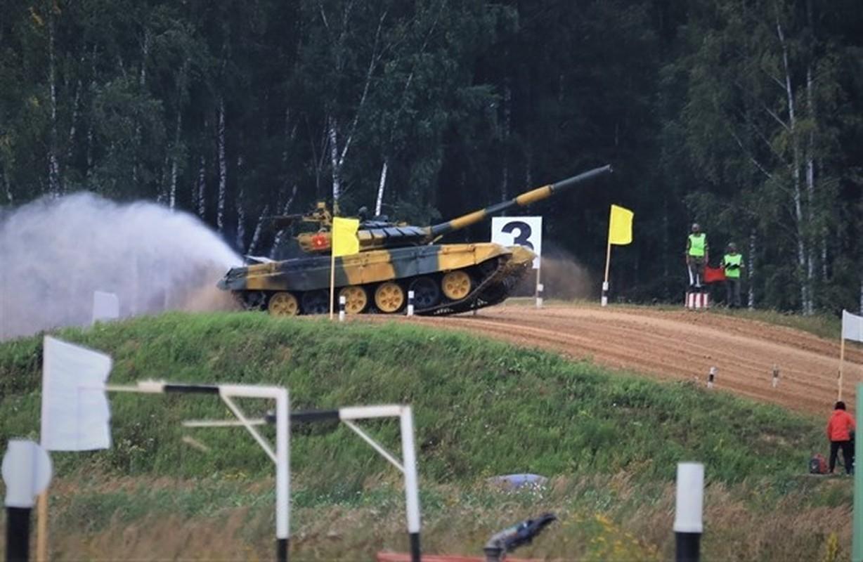 The le cuoc thi Xe tang hanh tien - Tank Biathlon tai Army Games 2021-Hinh-9