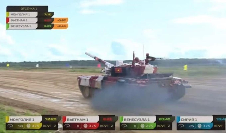 Tank Biathlon: Xe tang Viet Nam ve nhi, bia chua hien da ban trung-Hinh-7