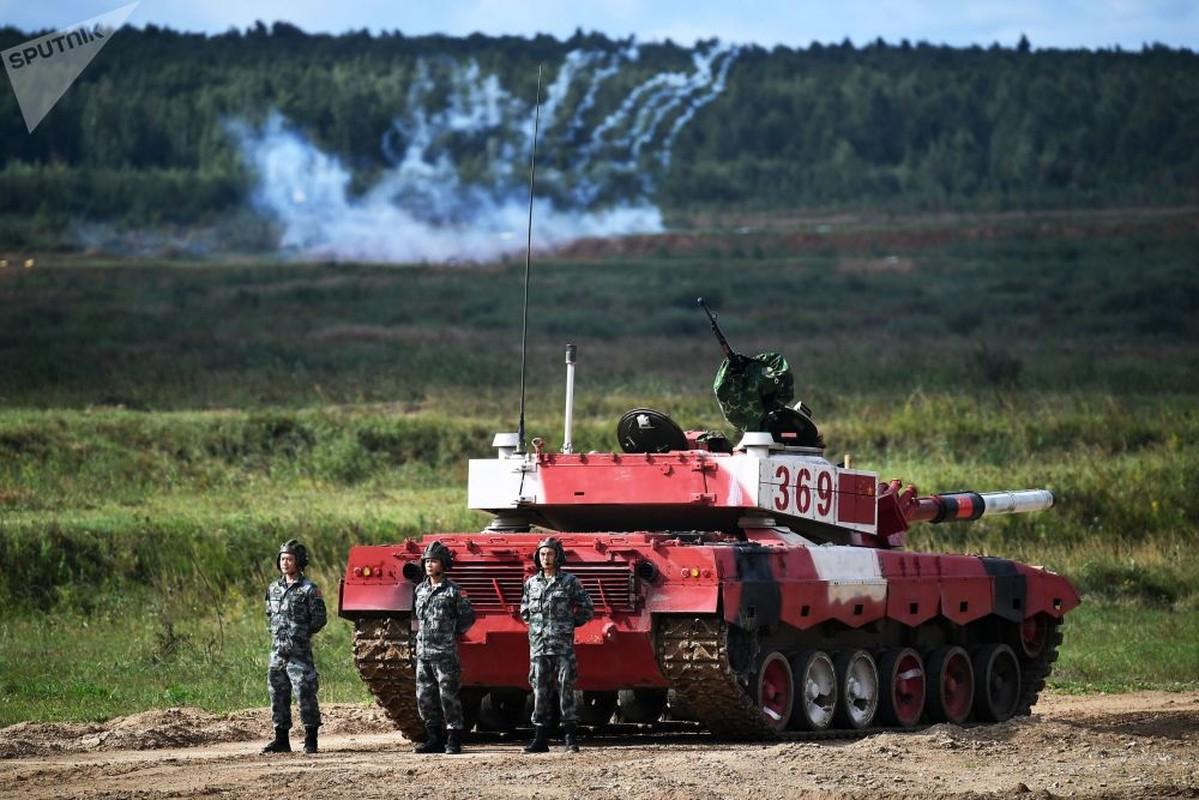 Tank Biathlon 2021: Nhung hinh anh an tuong ngay dau Viet Nam ra quan-Hinh-11