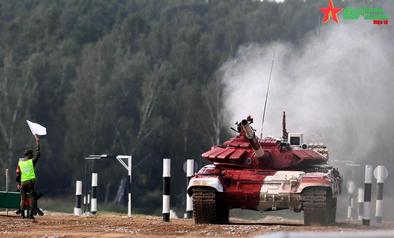 Tank Biathlon 2021: Nhung hinh anh an tuong ngay dau Viet Nam ra quan-Hinh-6