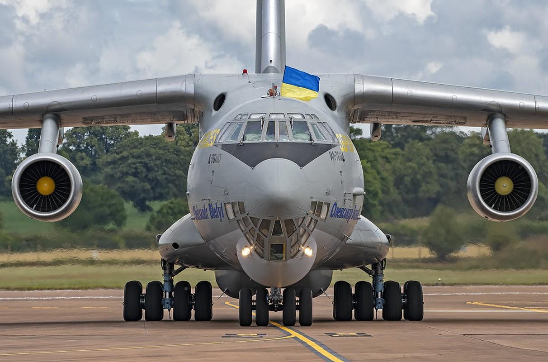 Phi cong Ukraine trom van tai co Il-76 o Afghanistan bay sang Iran ban-Hinh-8