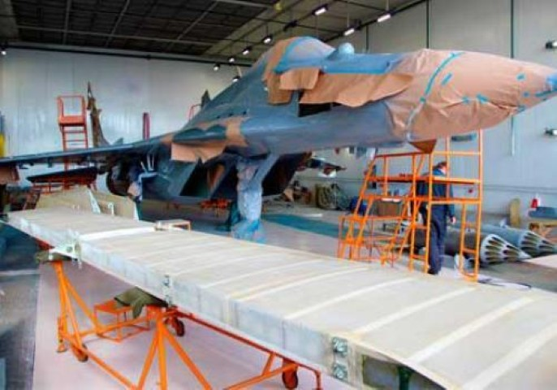 Tham hoa thang 8 tiep dien: Them MiG-29 cua Nga bi chay gan Astrakhan