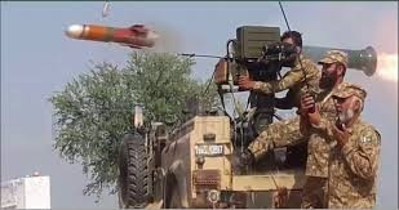 Lo Taliban tran qua bien gioi, linh Nga o Tajikistan trang bi gap Kornet-Hinh-10