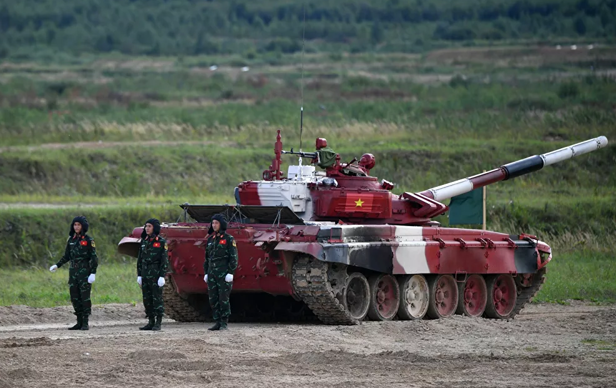 Army games 2021: Nhung khoanh khac khong the an tuong hon-Hinh-9