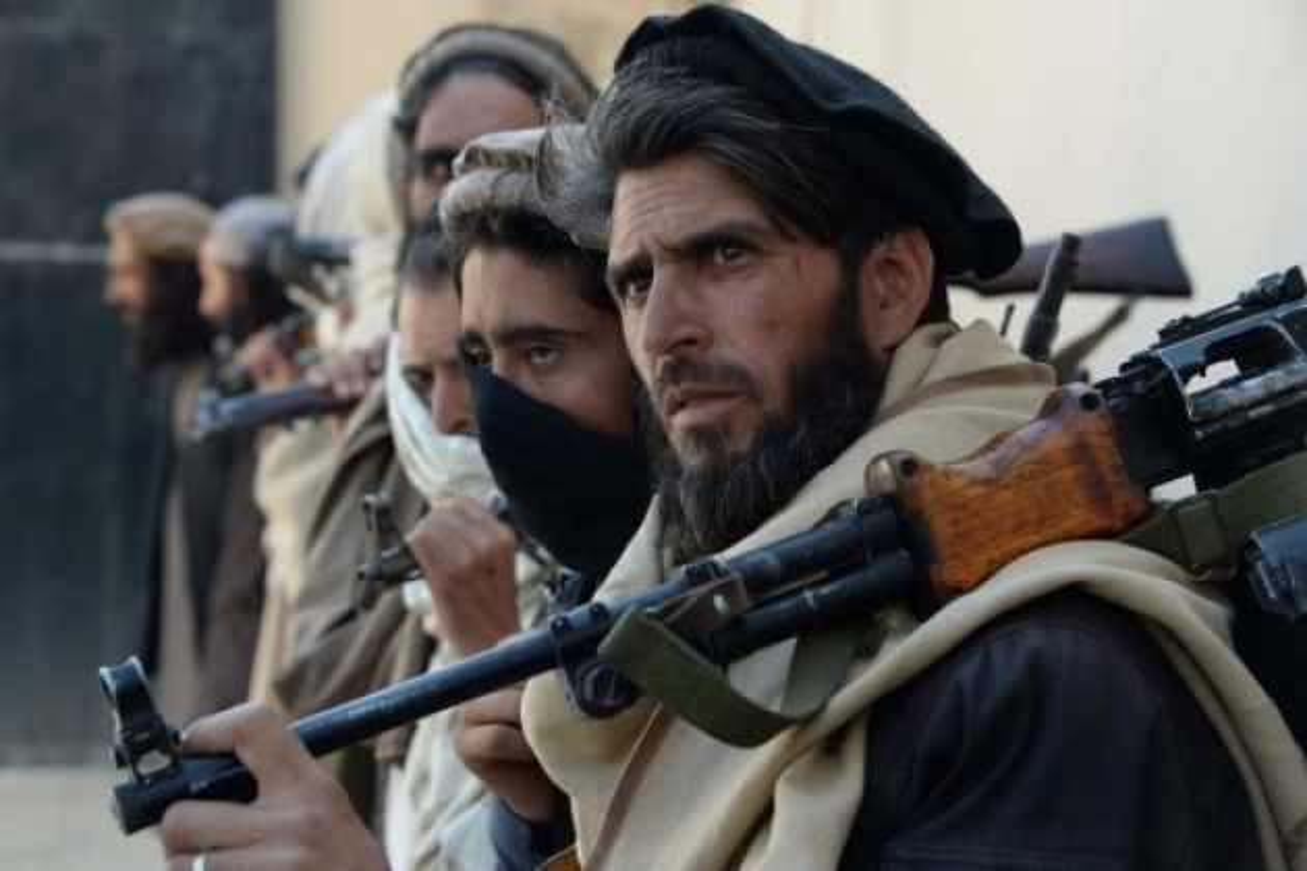 Quan khang chien Afghanistan bat ngo yeu cau tro giup tu Nga