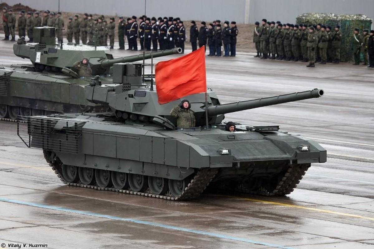 Ba Lan tiet lo mot loat cac van de cua xe tang Armata Nga-Hinh-2