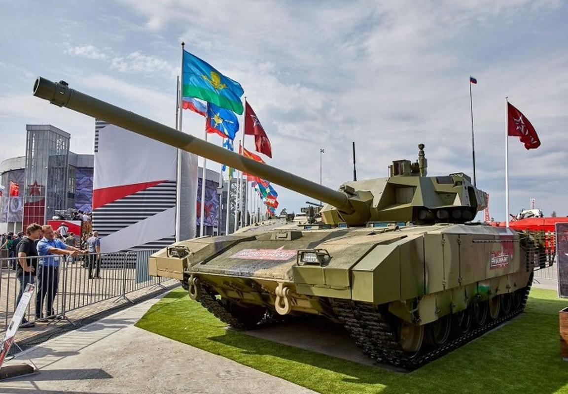 Ba Lan tiet lo mot loat cac van de cua xe tang Armata Nga-Hinh-3