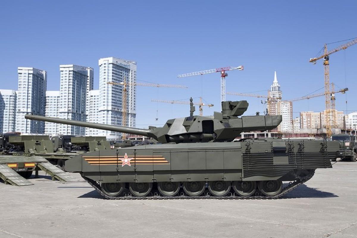 Ba Lan tiet lo mot loat cac van de cua xe tang Armata Nga-Hinh-5