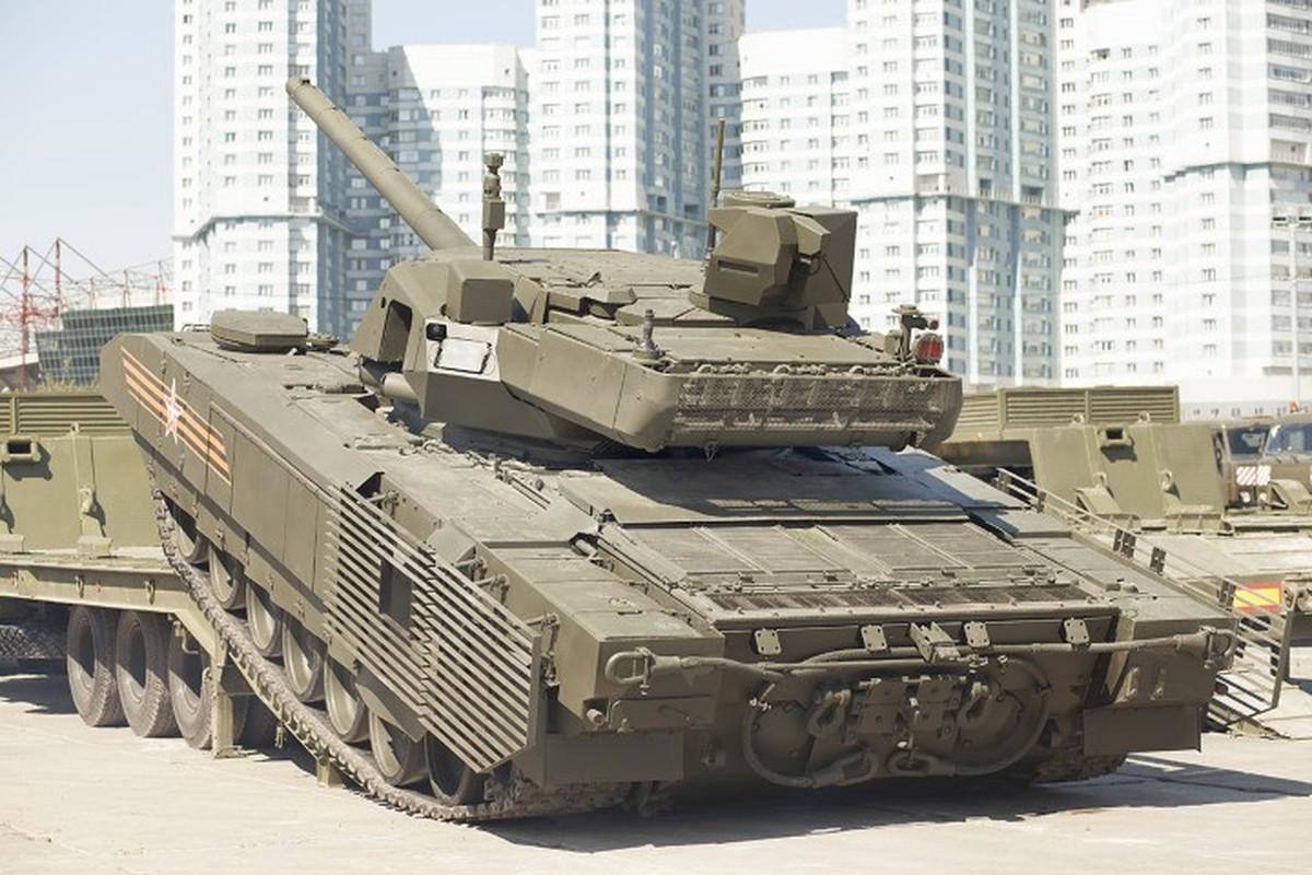 Ba Lan tiet lo mot loat cac van de cua xe tang Armata Nga-Hinh-7