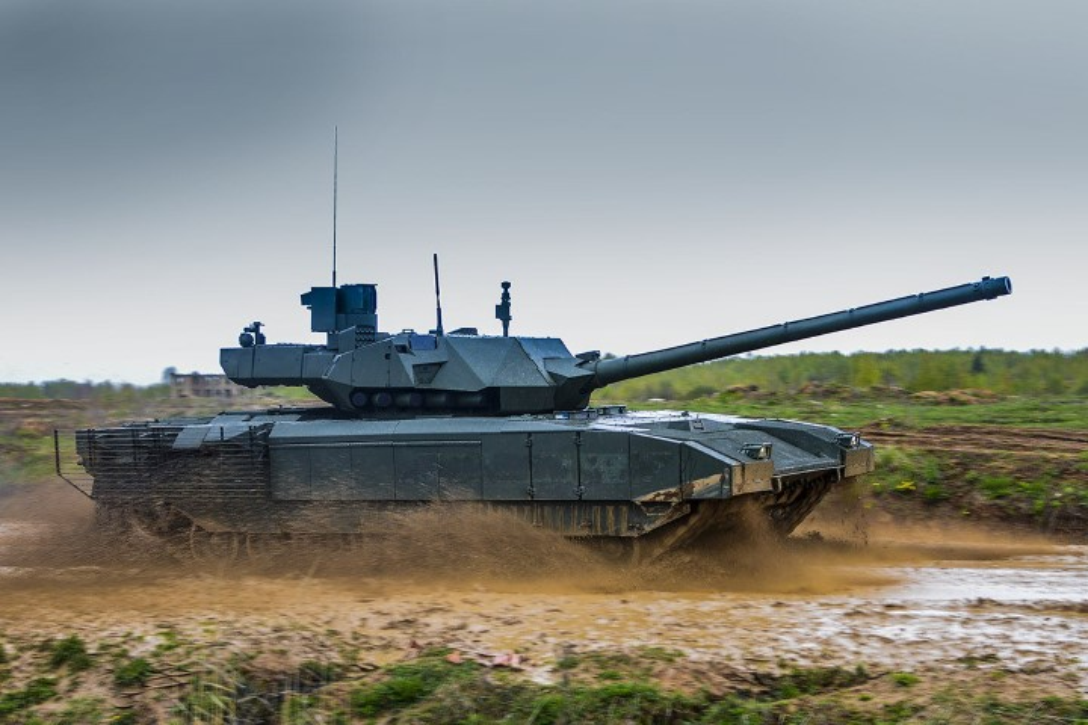 Ba Lan tiet lo mot loat cac van de cua xe tang Armata Nga-Hinh-8