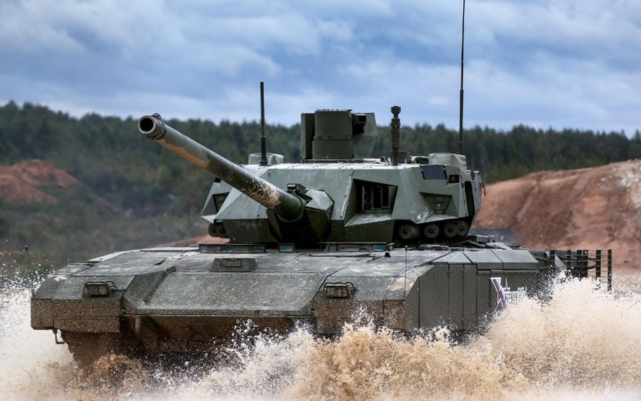 Ba Lan tiet lo mot loat cac van de cua xe tang Armata Nga-Hinh-9