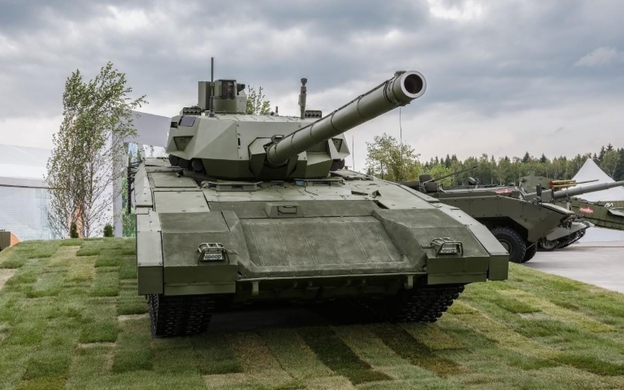 Ba Lan tiet lo mot loat cac van de cua xe tang Armata Nga