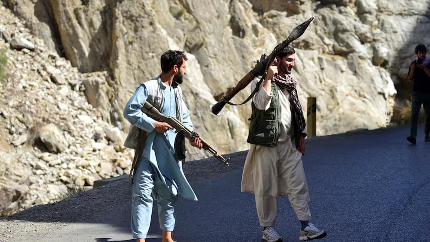 Quan khang chien Afghanistan phan bac Taliban, tuyen bo van chiem giua Panjshir-Hinh-8