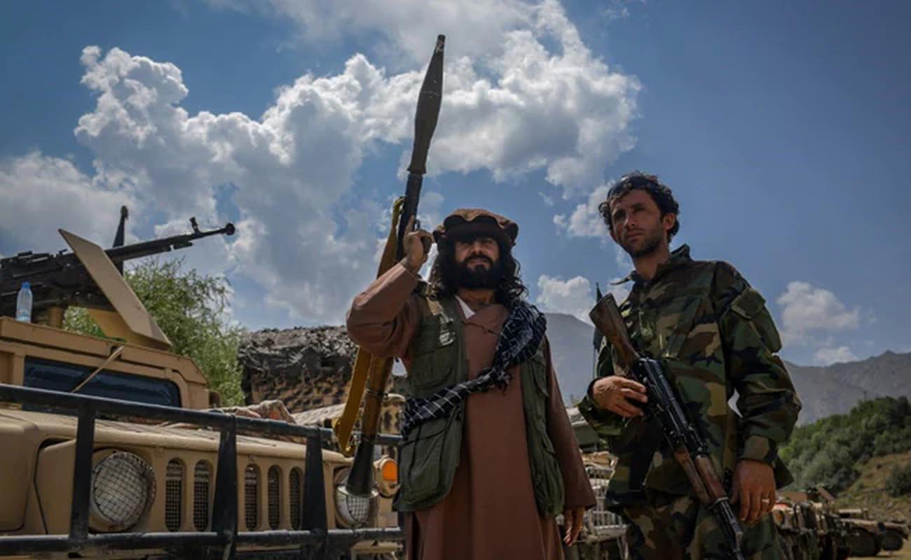 Quan khang chien Afghanistan phan bac Taliban, tuyen bo van chiem giua Panjshir