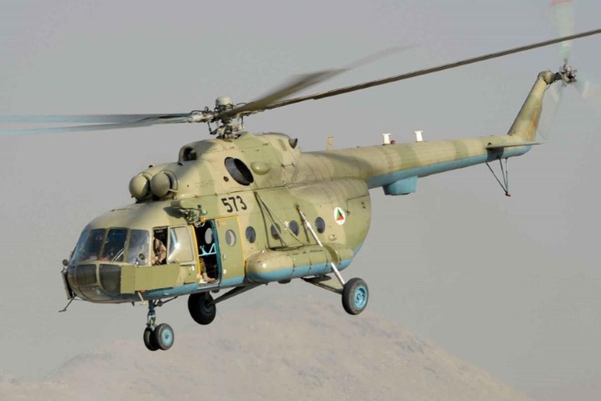 Afghanistan lan dau cho Mi-17 xuat tran, danh Taliban chay tan loan-Hinh-11