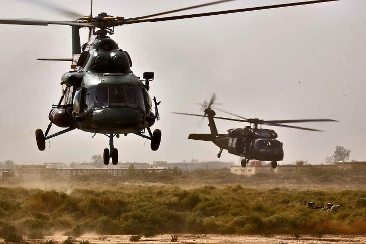 Afghanistan lan dau cho Mi-17 xuat tran, danh Taliban chay tan loan-Hinh-12