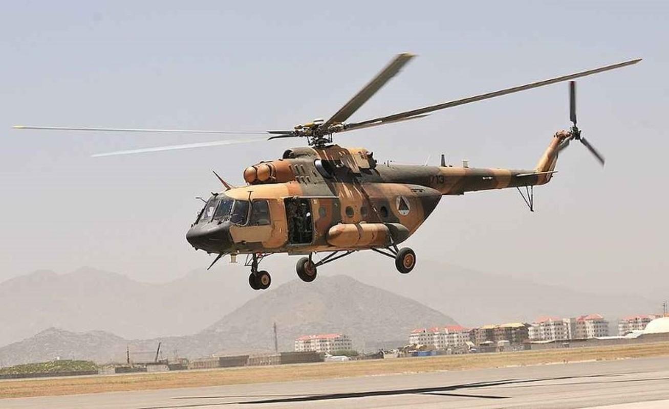 Afghanistan lan dau cho Mi-17 xuat tran, danh Taliban chay tan loan-Hinh-4