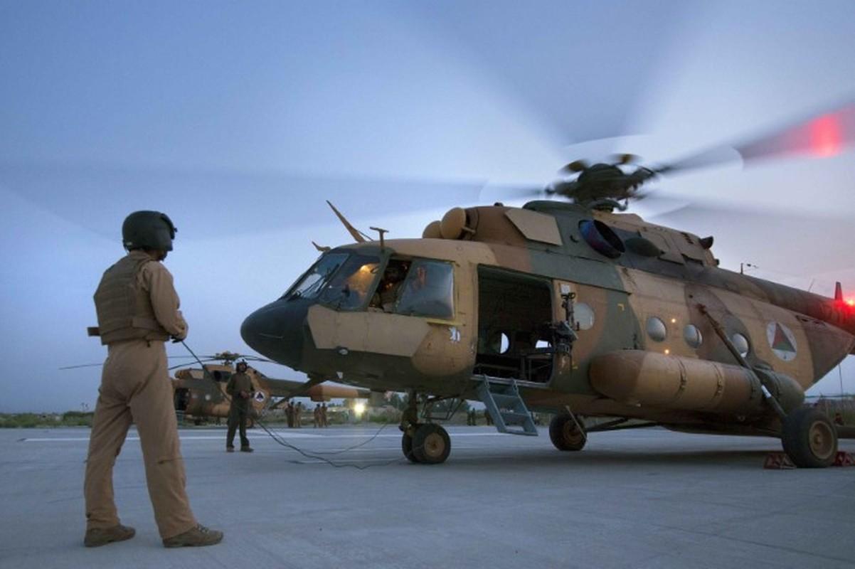 Afghanistan lan dau cho Mi-17 xuat tran, danh Taliban chay tan loan-Hinh-5