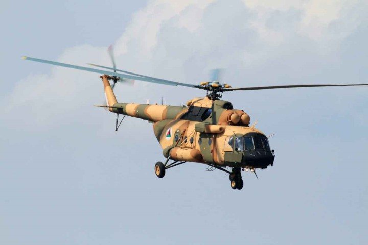 Afghanistan lan dau cho Mi-17 xuat tran, danh Taliban chay tan loan-Hinh-8