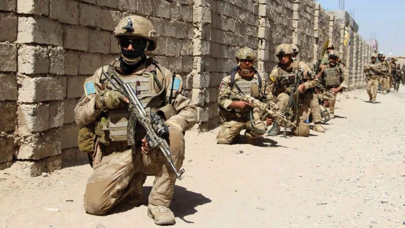 Anh se thanh lap trung doan dac nhiem toan tan quan Afghanistan?